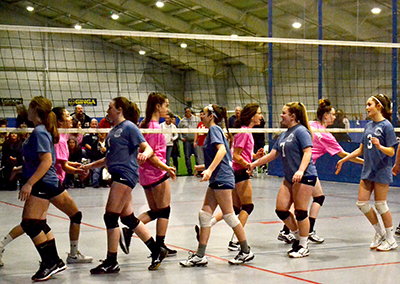 Connecticut Juniors Volleyball Westport Continuing Ed Instructor