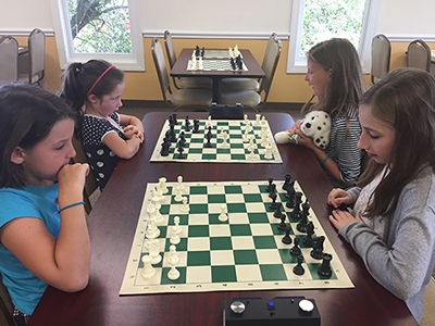 Chess Club in Westport Public Schools