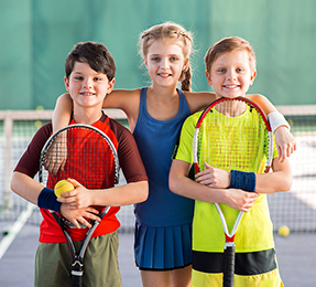 Tennis for Kids in Westport CT