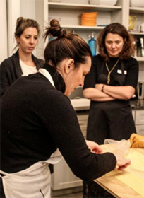 Vita Palmeri cooking classes